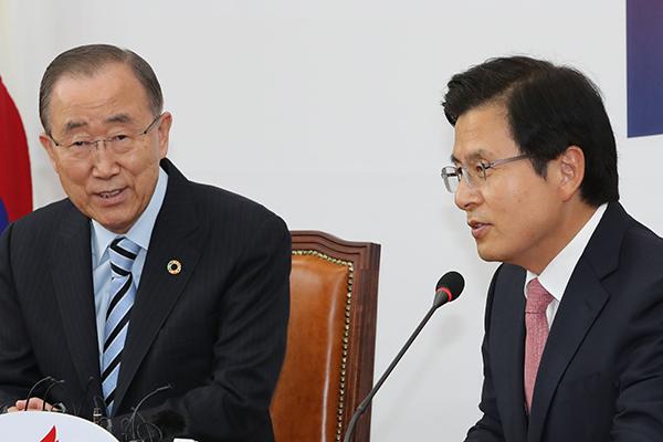 Mantan Sekjen PBB Ban Ki-moon Desak Negara-Negara untuk Lawan Polusi Udara