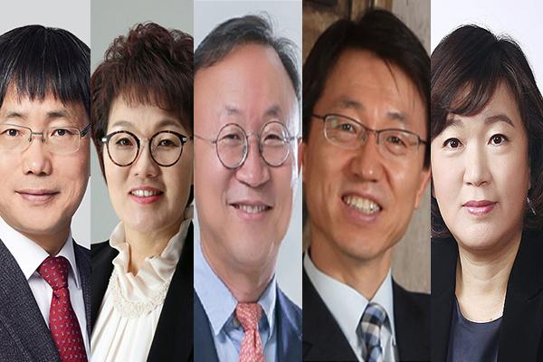 법무비서관 김영식·균형인사 권향엽…비서관 5명 교체 인사