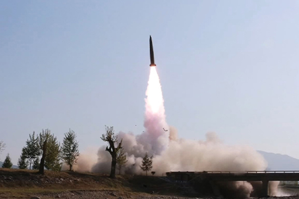 38 North: Low Levels of Activity at Dongchang-ri Missile Site