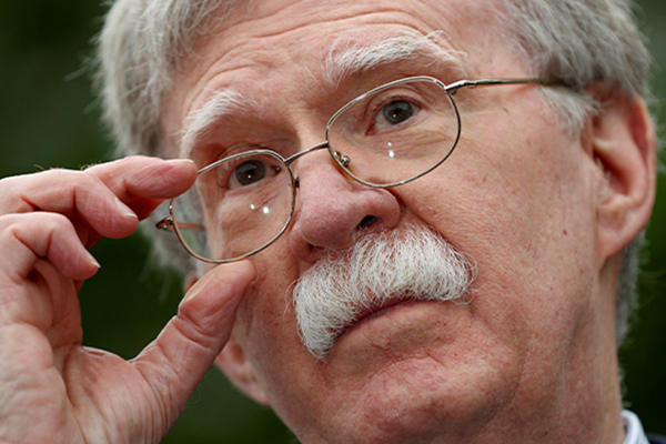Bolton: N. Korea Missile Tests Violated UN Resolutions