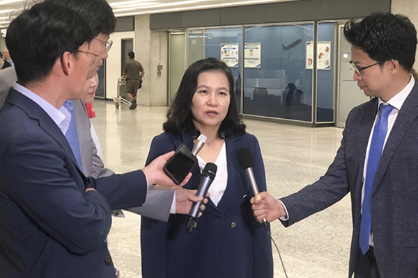 Trade Minister Makes Best Efforts for S. Korea's Exemption from US Auto Tariffs