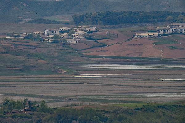 Lượng mưa tại Bắc Triều Tiên thấp kỷ lục trong hơn một thế kỷ