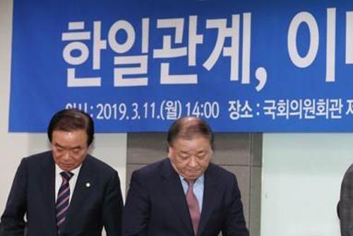 '냉랭한 관계' 한·일 의원 간 교류 잇따라
