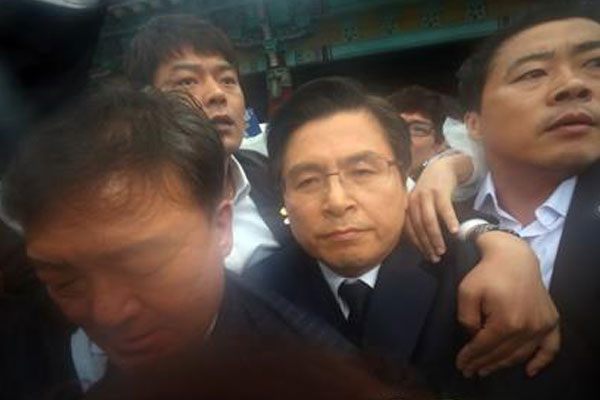 Political Leaders Attend 5.18 Ceremony, LKP Leader Faces Protests