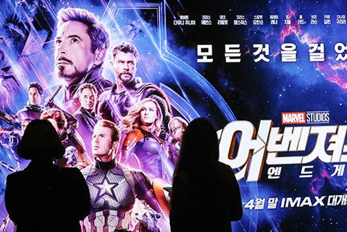 '어벤져스: 엔드게임', '아바타' 제치고 역대 외화 흥행 1위