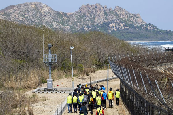 'Jalur Damai DMZ' Bagian Cheorwon Dibuka Akhir Pekan Depan