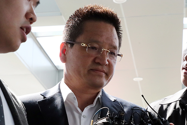 Prosecution Seeks Arrest Warrant Again for Key Figure in Ex-Vice Minister's Scandal