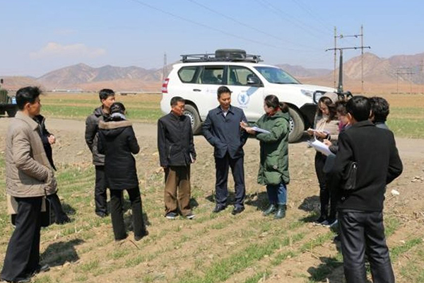WFP, 지난달 북한에 식량 982t 지원…올들어 가장 적어