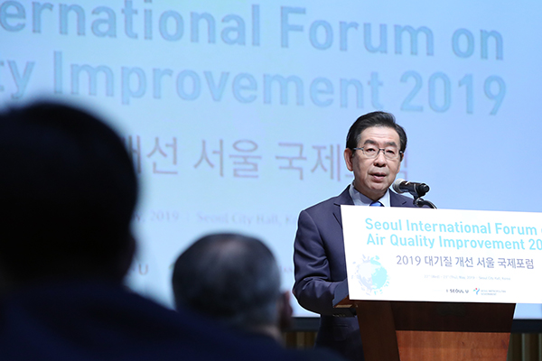 Seoul City to Launch Seasonal Response System to Fight Fine Dust