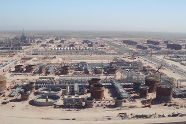 فوز هيون ديه بمشروع إنشاء محطة لمعالجة مياه البحر في العراق