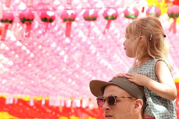 韓国への外国人観光客 4月は23%も増加