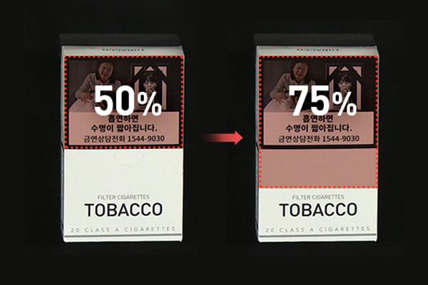 Los cigarrillos electrónicos también llevarán imágenes de advertencia