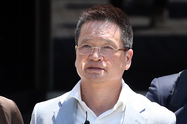 Key Figure in Ex-Vice Minister's Sex, Bribery Scandal Arrested