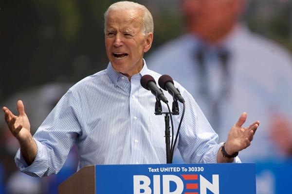 Biden apoyará la presencia militar de EEUU en Corea, si es presidente