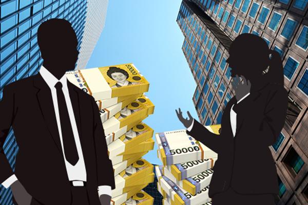 Разница в размере зарплат мужчин и женщин в РК растёт