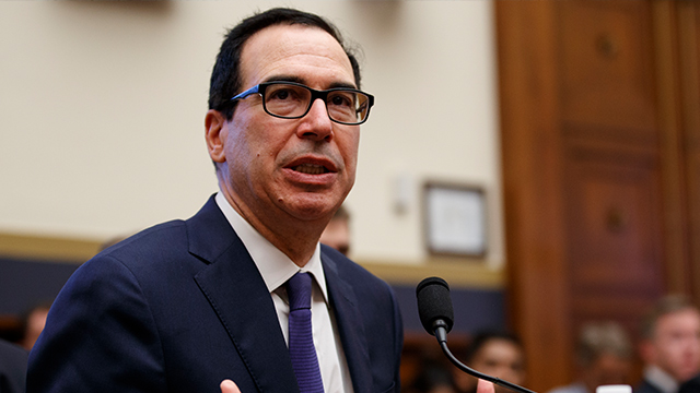 US Treasury Secretary: Trump Committed to Enforcement of Sanctions