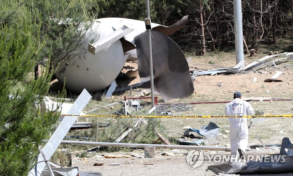 정부 '강릉 수소탱크 폭발'에 비상…수소경제 추진에 악재 우려