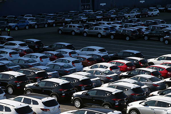 S. Korea Positively Considers Extending Auto Consumption Tax Break