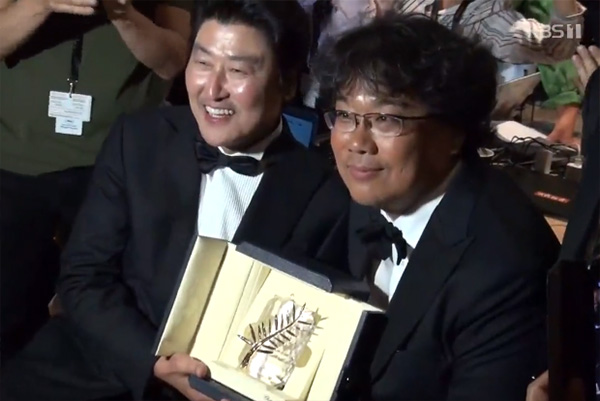 Film Critics Expect Bong's Win at Cannes to Elevate Status of Korean Cinema