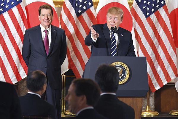 「金委員長が約束守ると確信」 トランプ米大統領