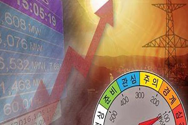 استهلاك الكهرباء في كوريا يسجل أعلى مستوياته على الإطلاق