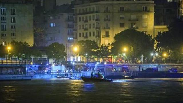 遊覧船沈没事故 ハンガリー警察が追突したクルーズ船船長を身柄拘束