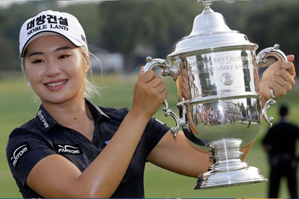 李晶恩夺LPGA冠军