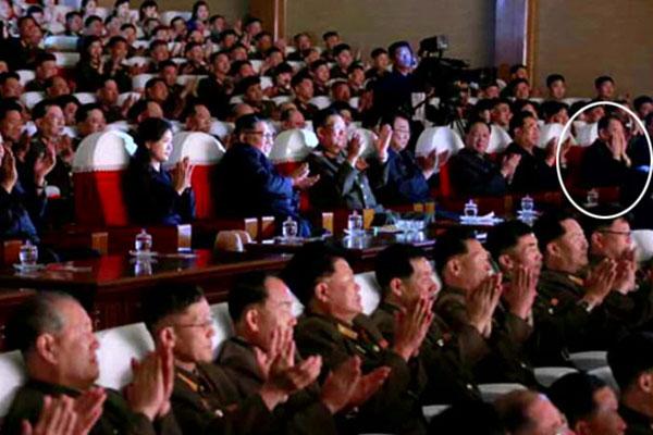 N. Korea's Kim Yong-chol Seen with Kim Jong-un Following Rumor of Purge