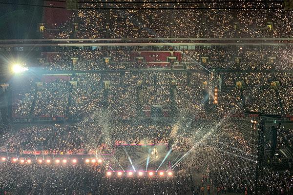 BTS スタジアム・ツアーのチケット販売収益が7890万ドル