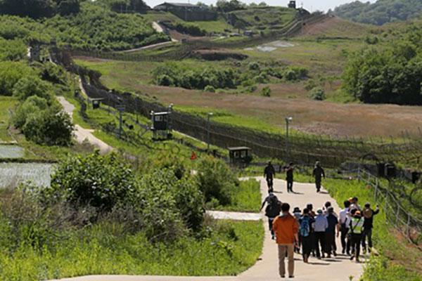 S. Korea to Open 7 Additional Trekking Routes Along DMZ