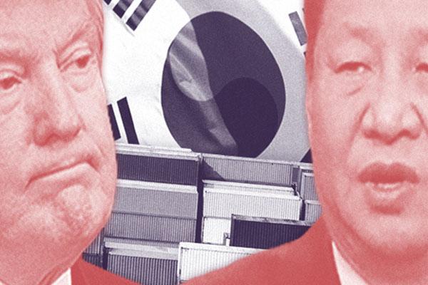 Perang Dagang AS-China, Bisa Jadi Krisis atau Kesempatan bagi Korsel