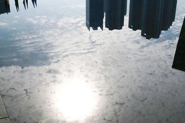 В Сеуле объявлено предупреждение о жаре