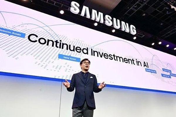 Samsung Pemegang Hak Paten Terbanyak Ketiga di Dunia Terkait Kecerdasan Buatan