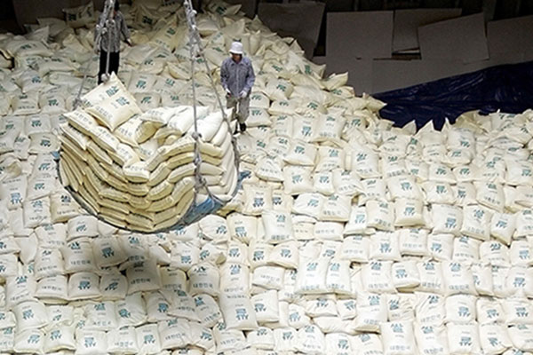 Bắc Triều Tiên từ chối nhận viện trợ lương thực dưới 300 tấn