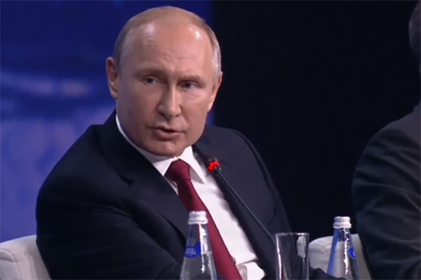 Putin Calls for Security Guarantees for N. Korea