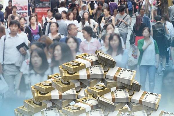 La carga tributaria subirá a 7,5 millones de wones en 2020