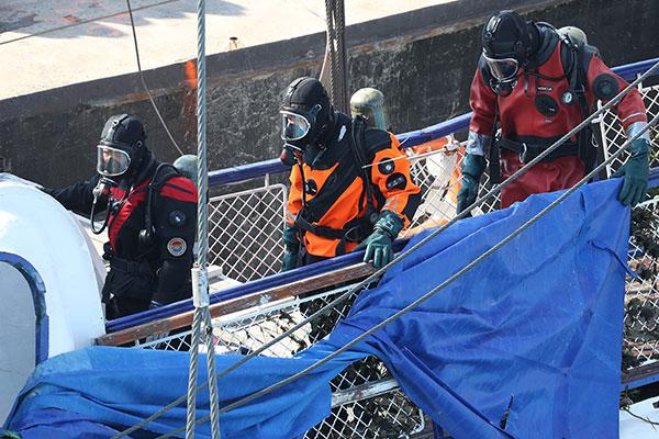 Cảnh sát Hungary thu thập được nhiều dữ liệu từ du thuyền đã đâm vào tàu du lịch