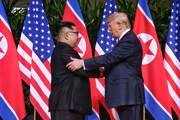 'S. Korea Knew in Advance Kim Sent Letter to Trump'