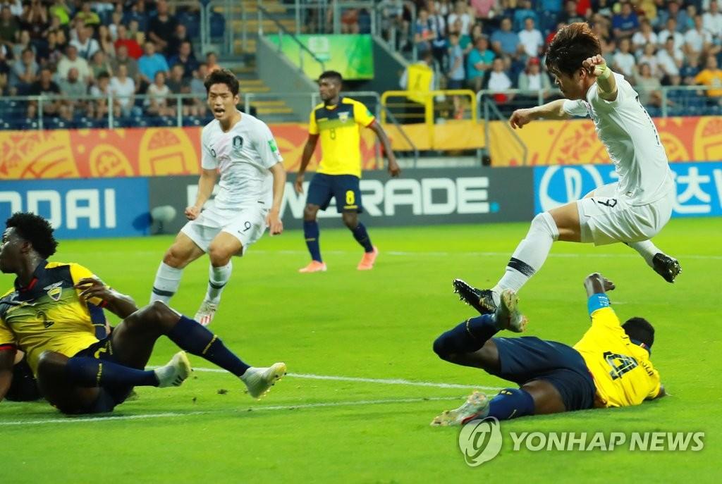 U20W杯 韓国、16日の決勝で優勝に挑む
