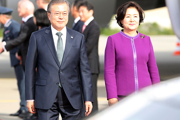 Moon Begins State Visit to Norway, Peace Speech Scheduled Wednesday