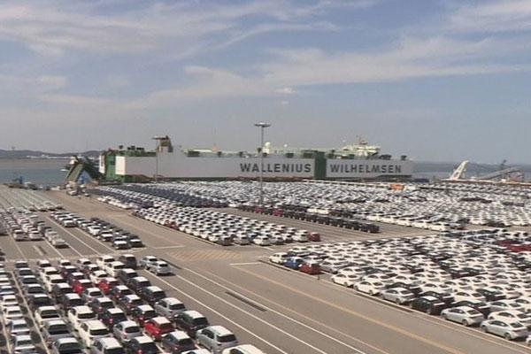 Jumlah Produksi dan Ekspor Mobil Korea Selatan Naik Bersamaan