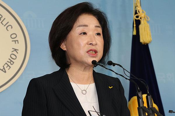 """심상정, 정의당 대표 선거 출마…""""총선 승리로 진보 집권 이끌 것"""""""