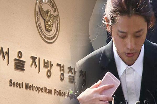 '정준영 불법촬영' 부실수사 확인...경찰·변호사가 공모