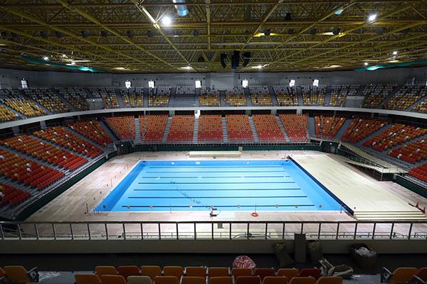 В Кванчжу пройдёт чемпионат мира по водным видам спорта