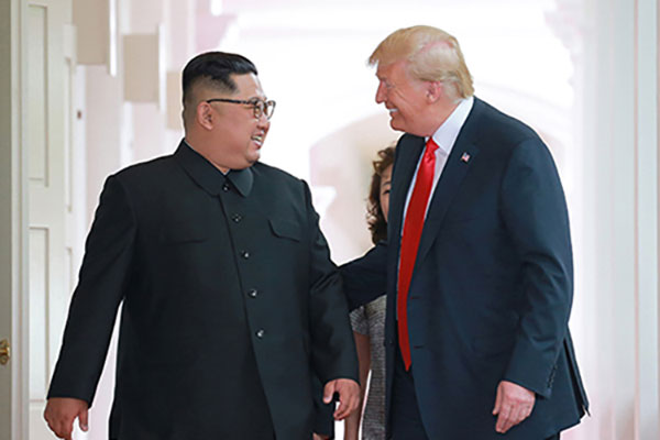 CNN: Kim Jong-un's Letter to Trump Significant for Timing, not for Substance