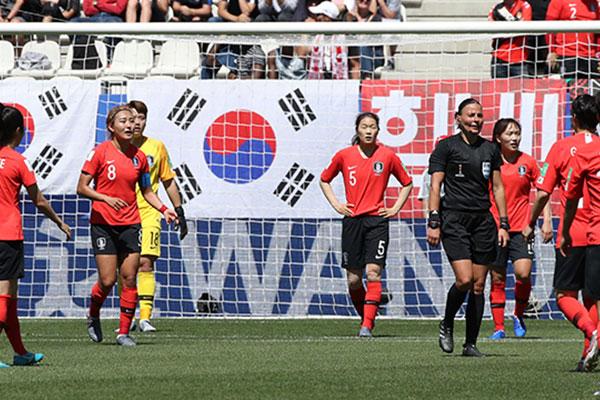 Frauen-Fußball-WM: Südkorea verliert gegen Nigeria