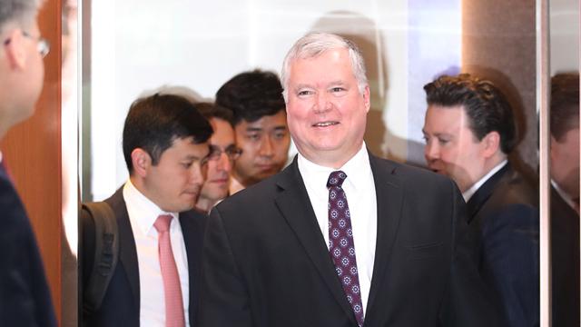 米北韓担当高官、安保理理事国と非公開面会へ