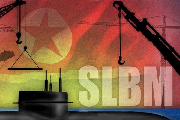 """38 North"":北韩或建造另一个弹道导弹潜艇"