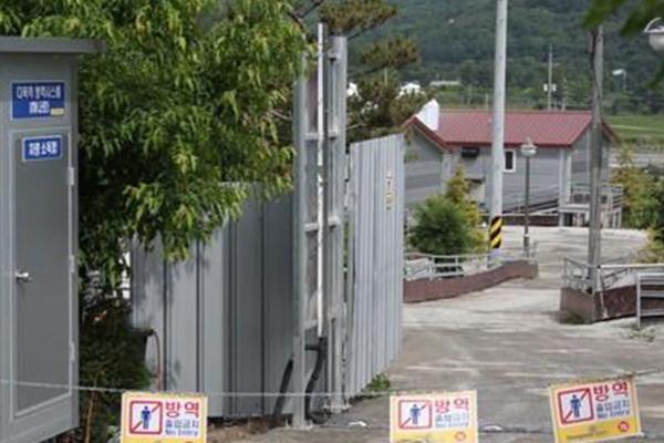 ASF 대비 특별관리지역 긴급방역조치 '이상 무'…지속 예찰