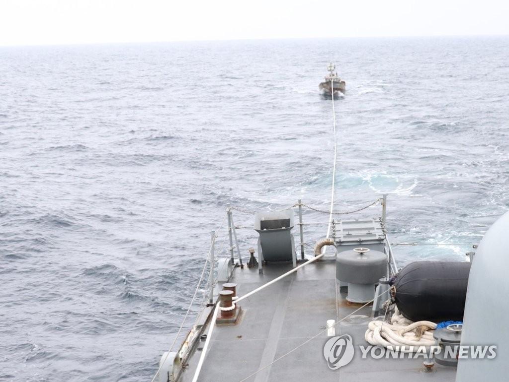 Satu Kapal Nelayan Korut Ditemukan di Sekitar NLL Laut Timur